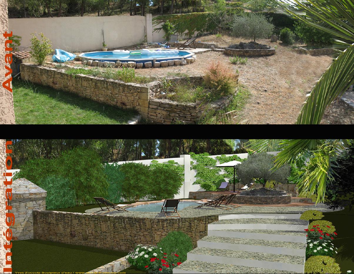 Yves zoccola concepteur de piscine for Caillebotis piscine a debordement